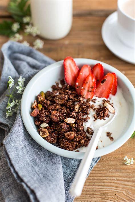 Granolab Muesli Chocolate Besar les 20 meilleures id 233 es de la cat 233 gorie muesli sur