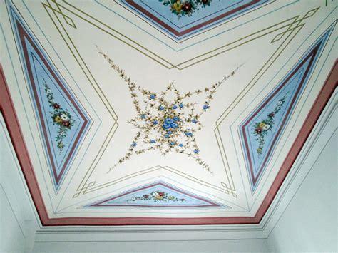 decorazione soffitto affreschi battaglini decorazioni