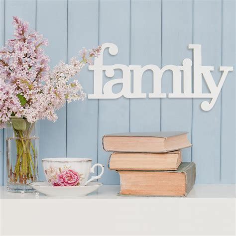 stratton home decor stratton home decor quot family quot wood typography wall art