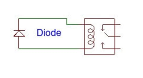 what does a diode across a coil do how does an electric relay work techydiy