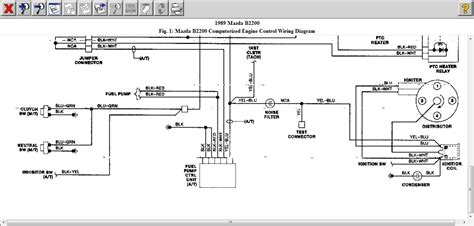 msd ignition wiring diagrams inside coil to distributor