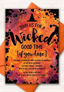 25 best ideas about invitations on spooky decorations