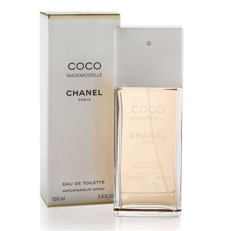 Parfum 100ml coco mademoiselle by chanel eau de toilette