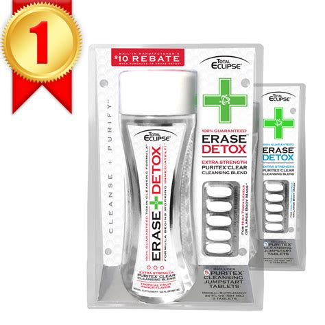 Total Eclipse Erase Detox by Detox Products That Work Find The Best Rapid Detox Products