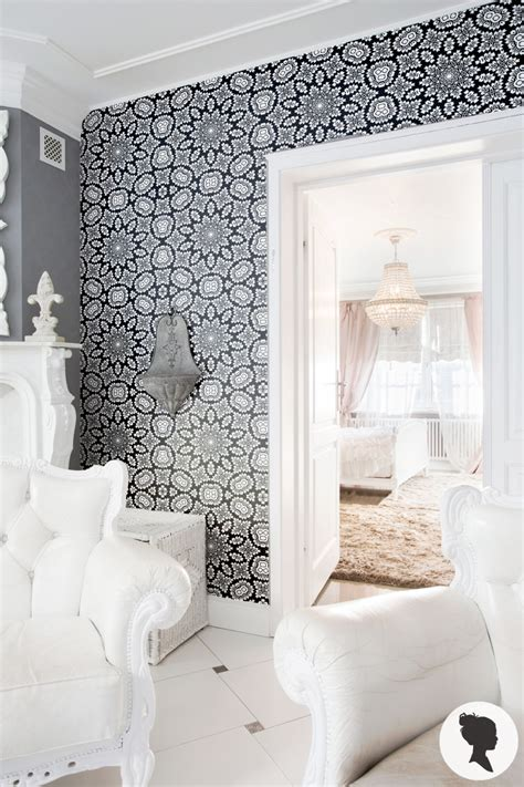 peel and stick removable wallpaper lace pattern peel and stick removable wallpaper l048 by