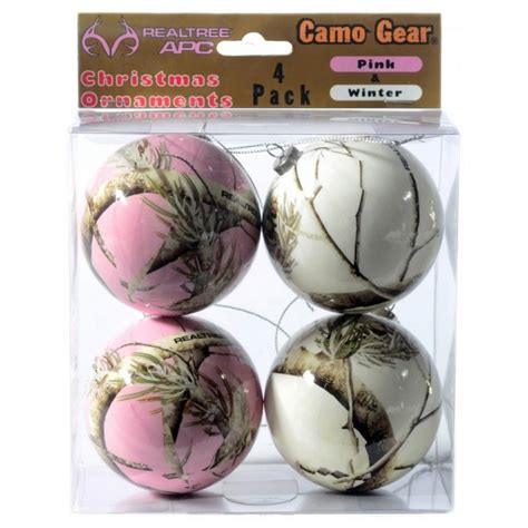 the camo hut realtree outfitters camo christmas ornaments