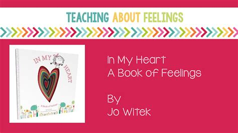 in my heart a 1419713108 a beautiful book about feelings elementary amc