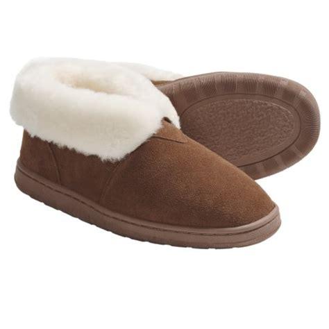 Bcbgmaxazarias Half Wool Bootie The Nikkas 2 by Lamo Bootie Slippers Suede Wool Lined For