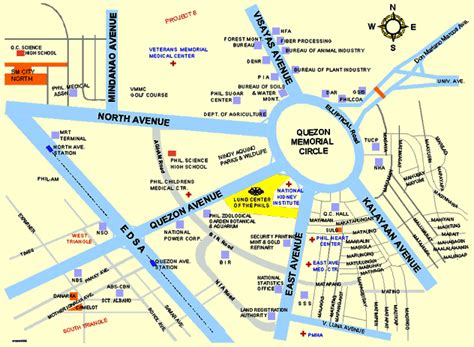 road map of quezon city geography 1 class post 1 upinteriordesignstudent