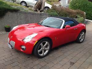 Pontiac Sports Cars Pontiac Solstice Petrol Automatic Used Search For Your