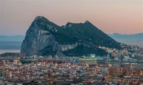brexit news gloating spain celebrates gibraltar