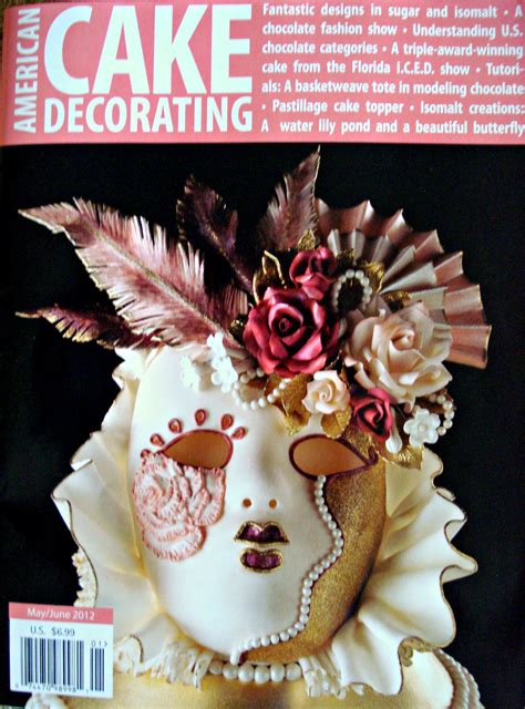 American Cake Decorating Magazine by Custom Cakes For Your Special Occasion In Northern Virginia