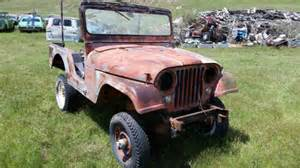 jeep cj5 restoration parts 1955 cj5 willys jeep project parts for sale photos
