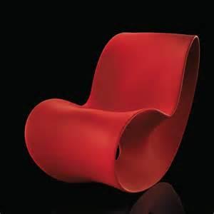 fauteuil 224 bascule magis voido fauteuils design magis