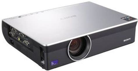 Projector Sony 3000 Lumens sony vpl cx125 compact business data 3lcd projector 3000