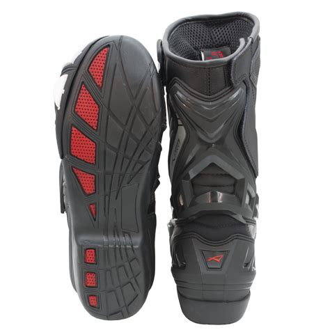 road moto boot motorcycle boots motorbike sports racing track road