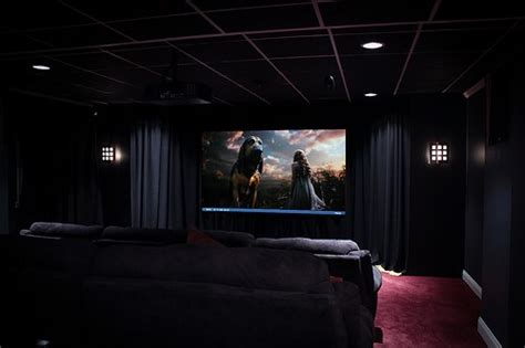 home theater  ultimate hosting