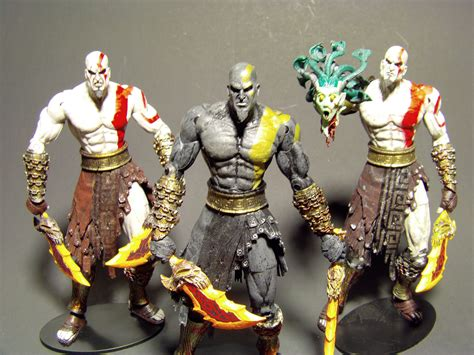 God Of War Ii Kratos Oddysey Neca neca odyssey kratos god of war 2 figure