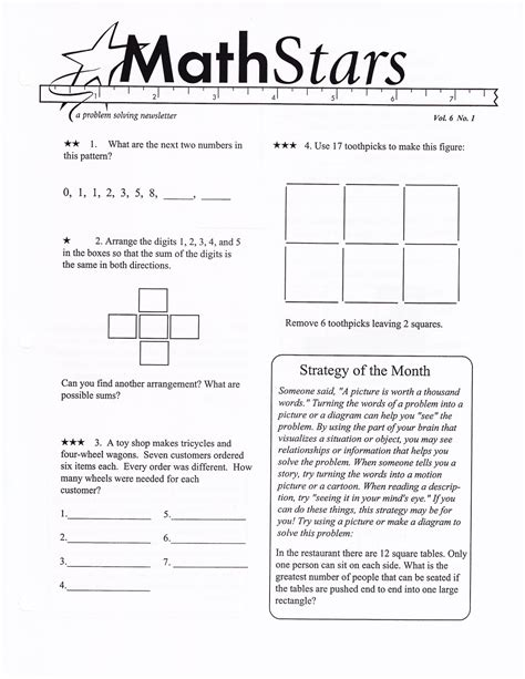 Free 6th Grade Math Worksheets by 6th Grade Math Worksheets Free Math Worksheets