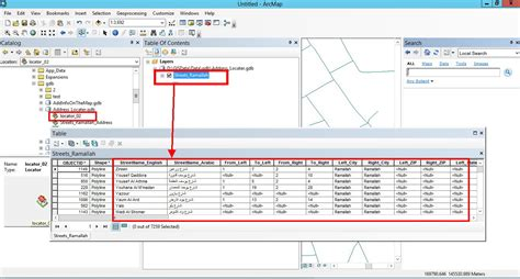 Address Location Finder Arcgis Desktop Address Locator Returns No Objects Found Geographic Information