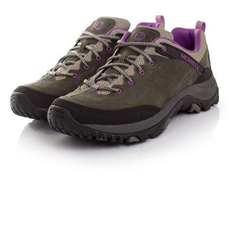 merrell salida trekker womens grey outdoors walking hiking