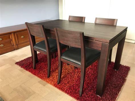 tavolo allungabile e sedie offerta grattarola tavolo allungabile e 4 sedie in