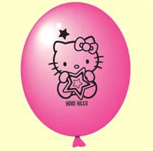 kitty party balloons pack 10 party wizard