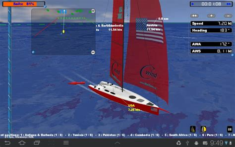 best sailing simulator cwind sailing simulator android apps on play