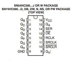 multiplexing  arduino   hc  steps