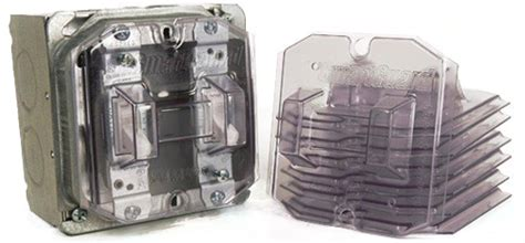 clear plastic protective covers electrical hvac