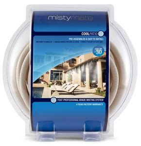 Mate Cool Patio by Mistymate Cool Patio 20 Home Misting System