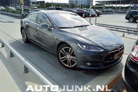 Tesla Motors Nl Tesla Motors Model S Foto S 187 Autojunk Nl 122626
