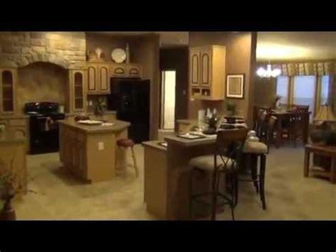Oak Creek Pinnacle 4512 45x64 Triplewide   YouTube