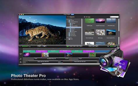 wallpaper slideshow macbook pro photo theater lite slideshow movie maker on the mac app