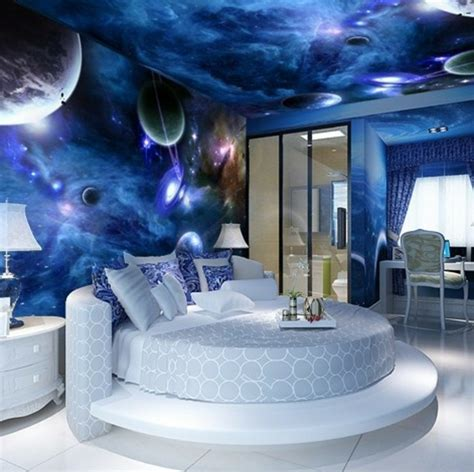Warm Bedroom Ideas 3d tapete f 252 r eine tolle wohnung