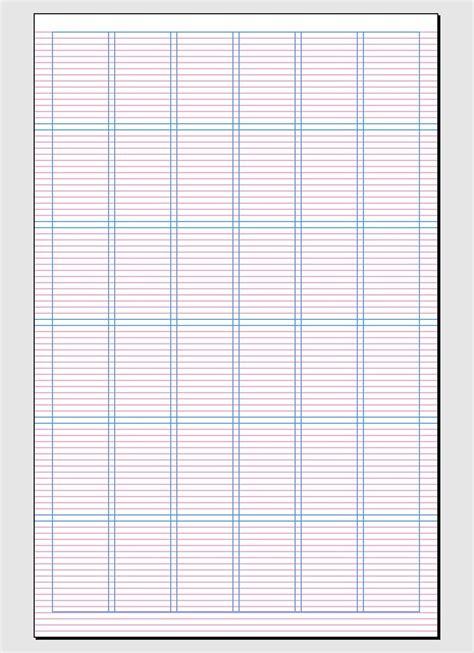 pattern grid indesign the grid system indesign template 11x17 design