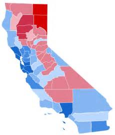 california election results by county map file california presidential election results 2016 svg