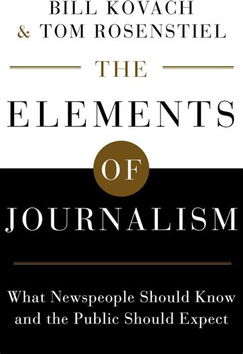 Sembilan Elemen Jurnalisme 1 dihya berty muslimah sembilan elemen jurnalisme
