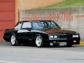 1985 Chevrolet Monte Carlo Ss Vintage Chevrolet Monte Carlo Ss 1985 Ninetycars