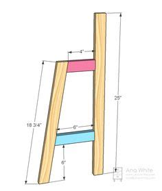 build  homemade high chair