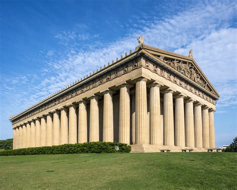 the of nashville travel thru history the nashville parthenon the athens of the south episode 109