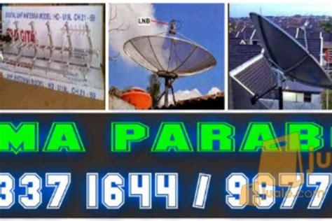 Ahli Pemasangan Antena Tv Outdoor Tangerang cv risma parabola ahli pemasangan antena digital