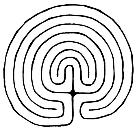 labyrinth template reunited selves the labyrinth meditation