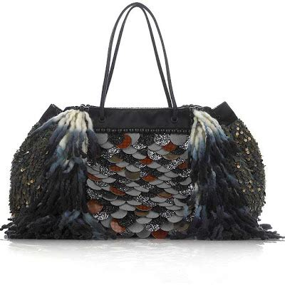 Fendi Sequin And Wool Embellished Purse by Bagfetish Unleashed It Or It Fendi Sequin And