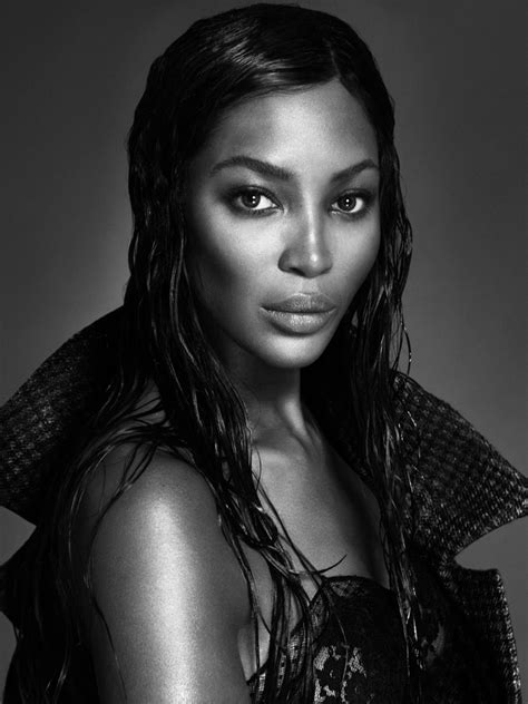 Naomi Campbell - Interview Magazine