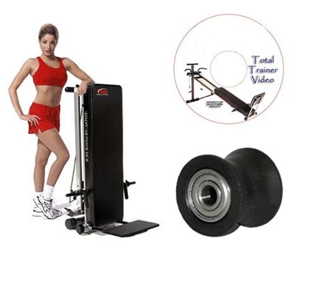 Bayou Fitness Total Trainer Dlx Ii Home Gym