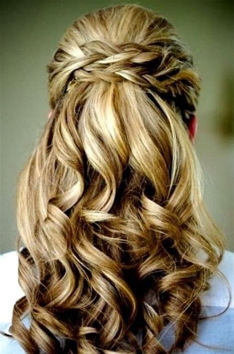 Half Up Half Wedding Hairstyles Photos by Wedding Hairstyles Half Up Half Best Photos Page 3
