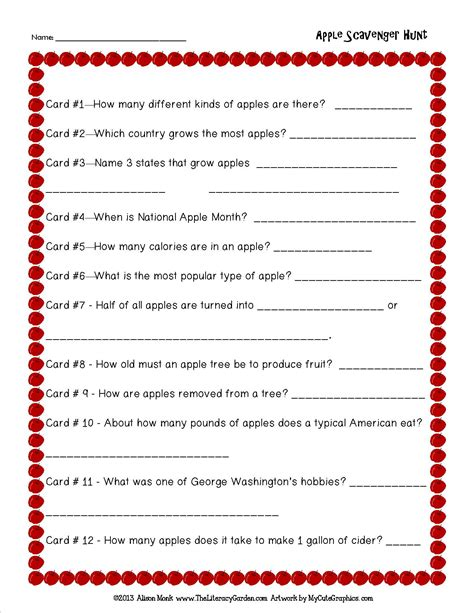 apple questions printable trivia seniors autos post