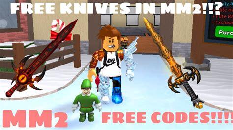 how to get free knives mm2 how to get free knives 100 legit 5 free knives