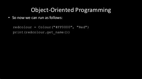 focus on object oriented programming with c programming series seventh edition books python migrating from procedural to object oriented